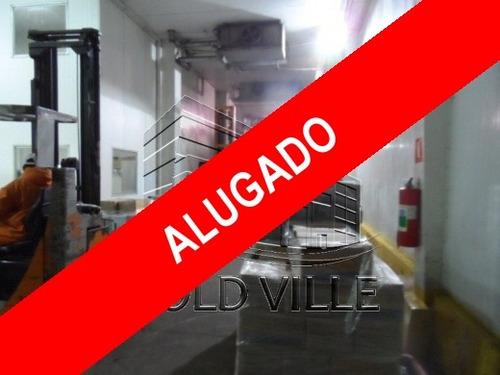 aluguel refrigerado jandira  brasil - 3126-a