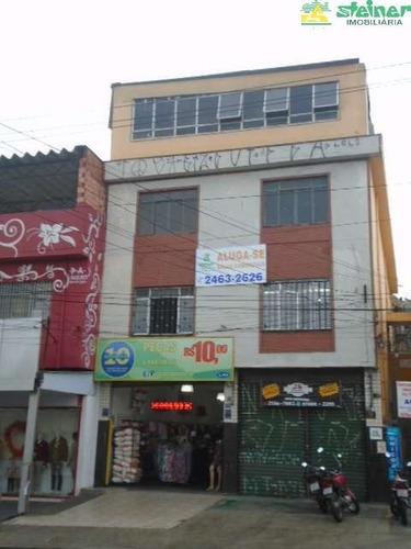aluguel sala comercial até 100 m2 vila flórida guarulhos r$ 400,00