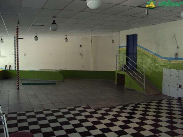 aluguel salão comercial acima de 300 m2 jardim bom clima guarulhos r$ 6.000,00