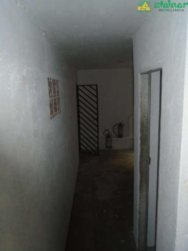aluguel salão comercial até 300 m2 centro guarulhos r$ 6.200,00