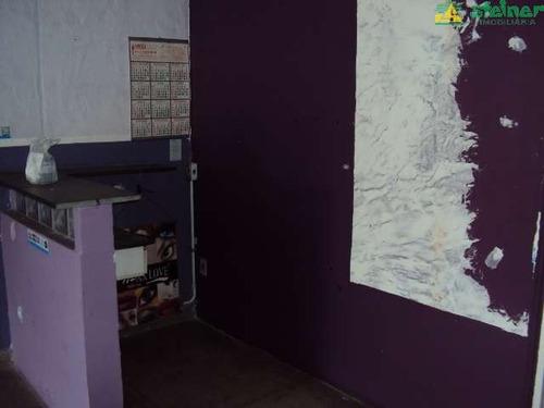 aluguel salão comercial até 300 m2 jardim são paulo guarulhos r$ 600,00