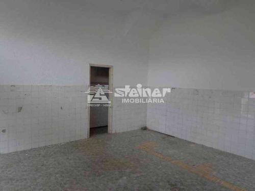 aluguel salão comercial até 300 m2 jardim tranquilidade guarulhos r$ 1.200,00