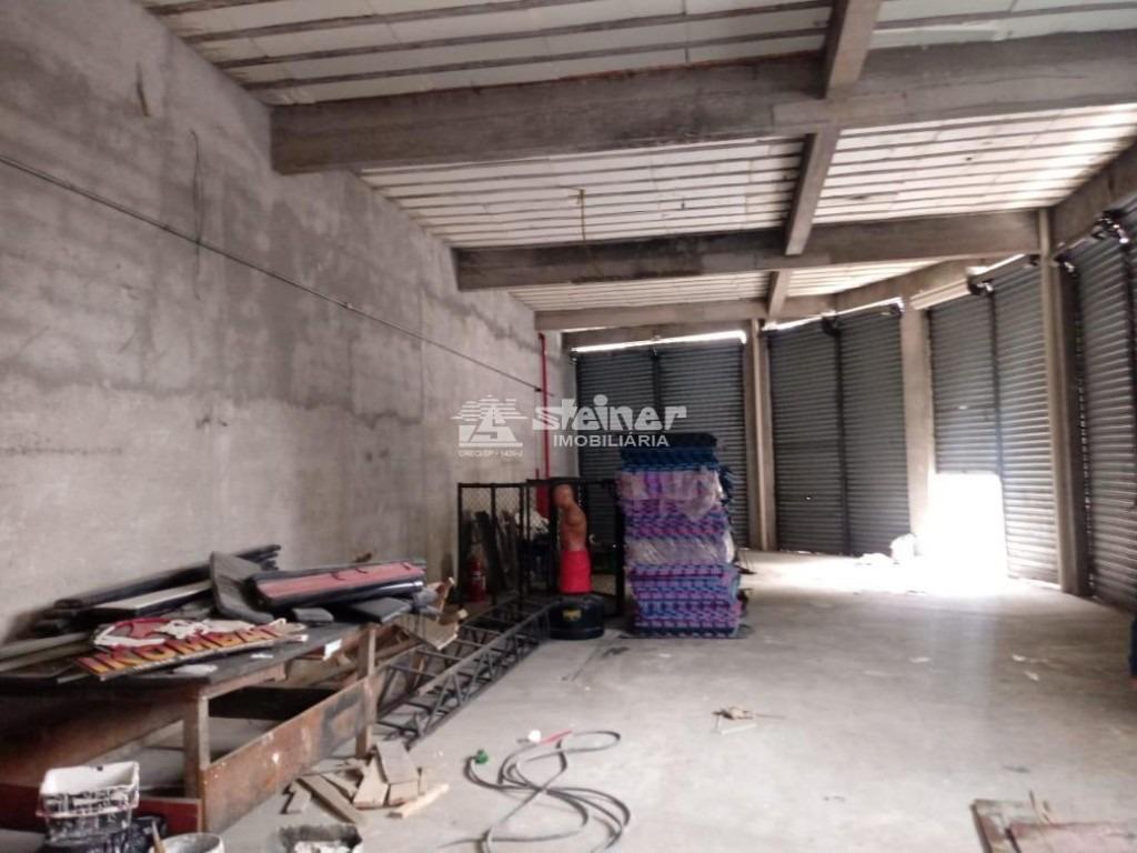 aluguel salão comercial até 300 m2 picanco guarulhos r$ 4.000,00