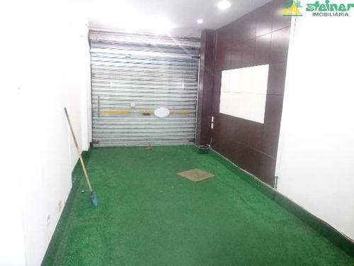 aluguel salão comercial até 300 m2 vila são jorge guarulhos r$ 1.800,00