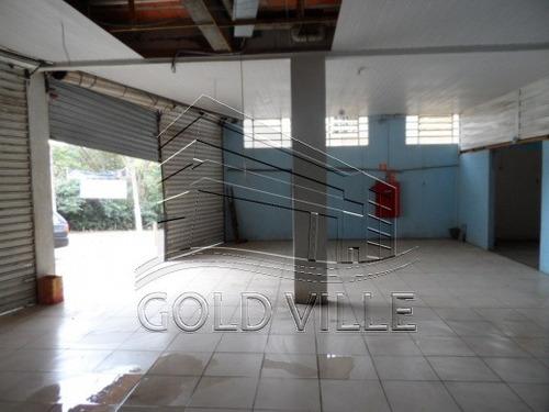 aluguel salão comercial cotia  brasil - 3316-a