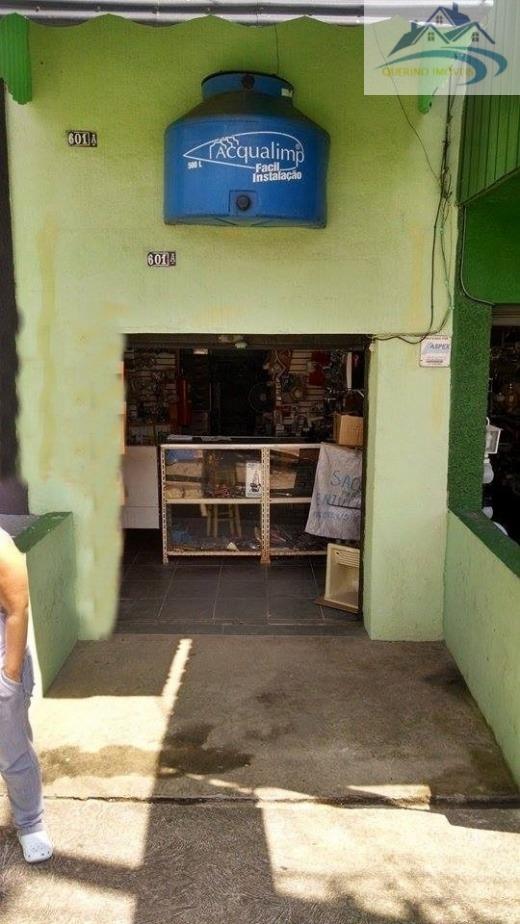 aluguel salão comercial guarulhos  brasil - sa0291-a