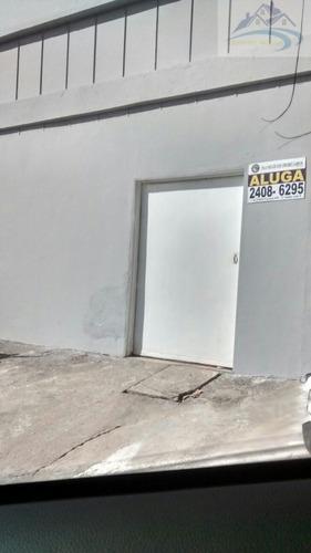 aluguel salão comercial guarulhos  brasil - sl0347-a