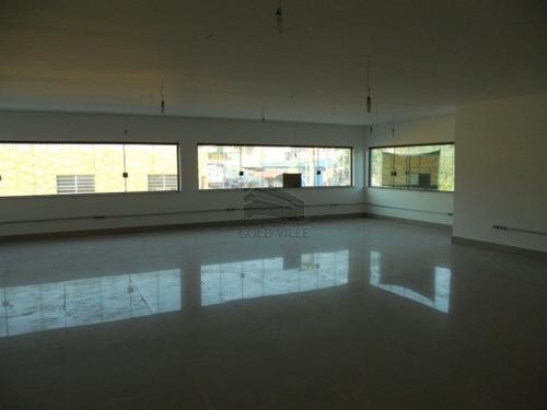 aluguel salão comercial osasco  brasil - 3269-a