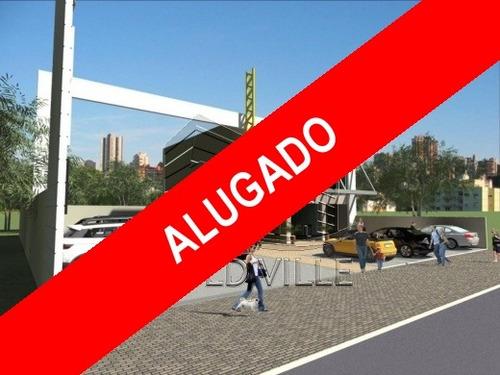 aluguel salão comercial santana de parnaíba  brasil - 3215-a