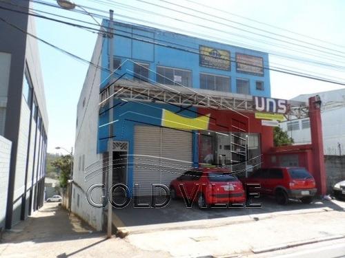 aluguel salão comercial santana de parnaíba  brasil - 3468-a
