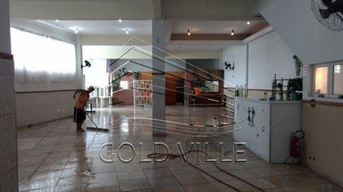 aluguel salão comercial são paulo  brasil - 4034-a