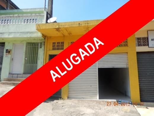 aluguel salão taboão da serra  brasil - 528-a