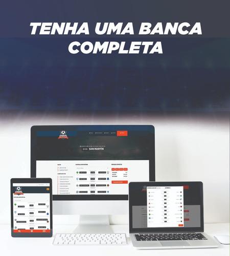 aluguel site sistema de banca de apostas esportivas futebol
