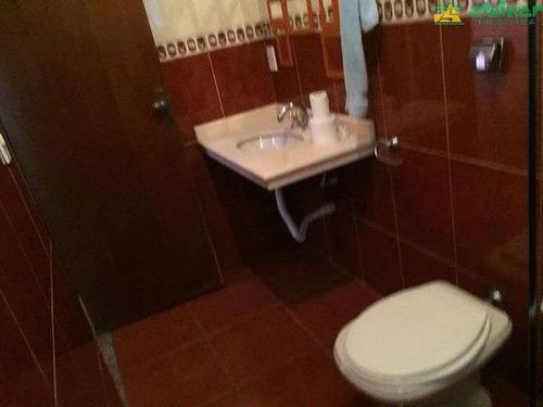 aluguel sobrado 3 dormitórios gopouva guarulhos r$ 2.400,00