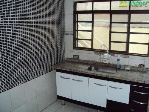 aluguel sobrado 4 dormitórios parque continental ii guarulhos r$ 2.200,00