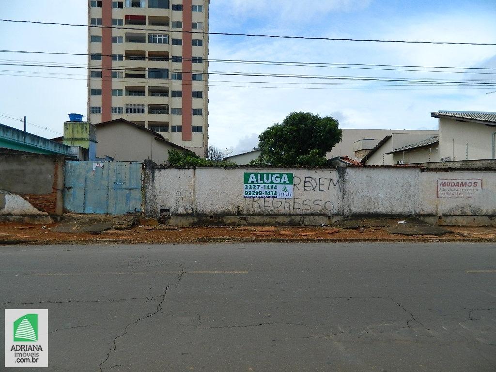 aluguel terreno com área de 700 mts² ótima localização st central com estacionamento - 4754