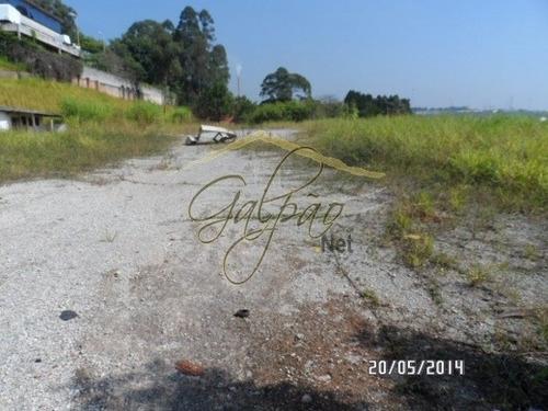 aluguel terreno cotia  brasil - 2142-a