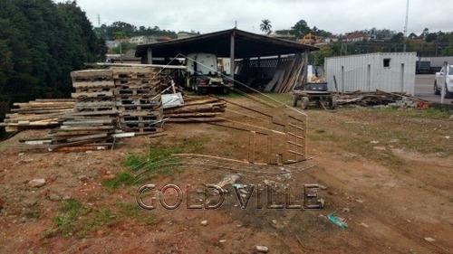 aluguel terreno itapecerica da serra  brasil - 3378-a