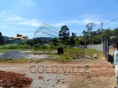 aluguel terreno santana de parnaíba  brasil - 2934-a