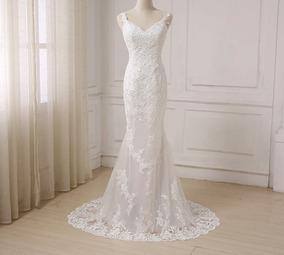 c20dfee97 Aluguel Vestido De Noiva Semi Sereia - Calçados, Roupas e Bolsas no ...