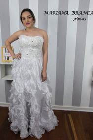 1d35527558c4 Aluguel De Vestidos De Renda - Vestidos Femeninos com o Melhores Preços no  Mercado Livre Brasil