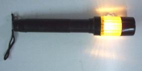 alumbra motor o baul con llave interrup.+ linterna baliza
