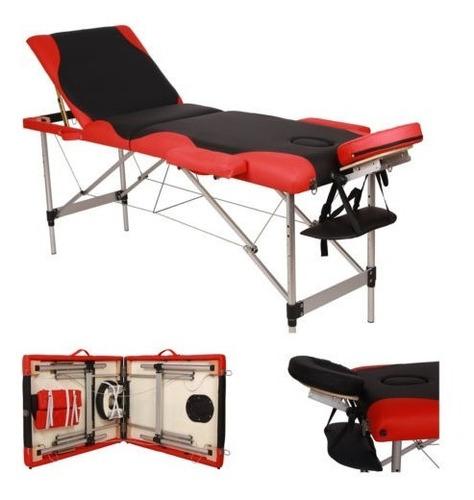 aluminio 84 \  masaje portátil mesa de confort facial spa c