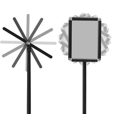 aluminio ajustable gráfico robusto pedestal... (black)