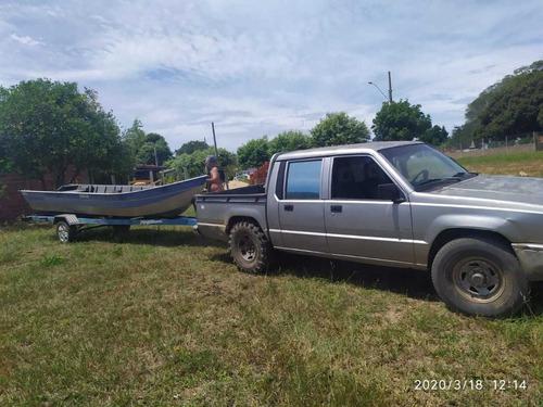 alumínio barco de pescar