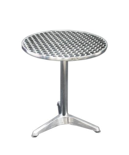 aluminio exterior, mesa