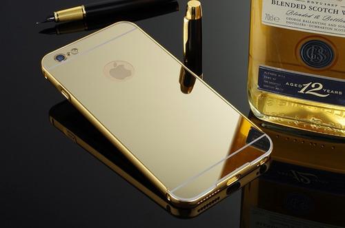 aluminio iphone forro
