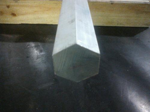 aluminio liga 6351-t6 sextavado 15,87 mm x 1000 mm ( 5/8 )