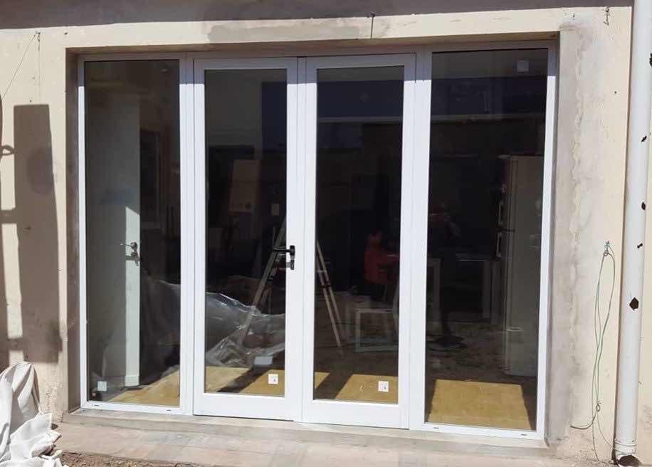 Aluminio puertas canceles y vidrio 1 en mercado - Puerta de aluminio y vidrio ...