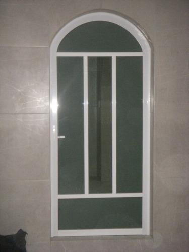aluminio y vidrio en general
