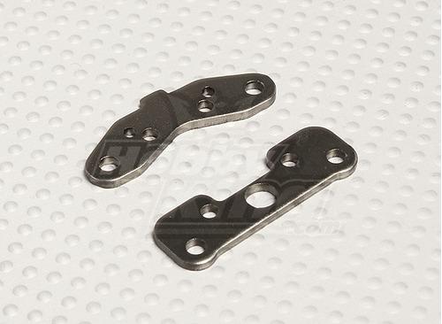 aluminium lower suspension arm bracket 30903 1/16 turnigy
