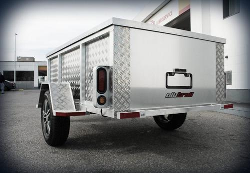 alutrail trailers de aluminio.