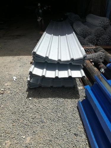 aluzinc con aislante termico + instalacion