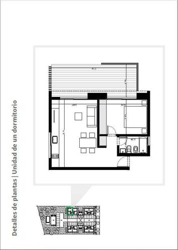 alvear 462 - city bell unidad de 3 dormitorios - dacal bienes raices