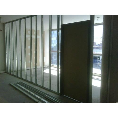 alvel- durlock en la plata -steel frame - venta y colocación