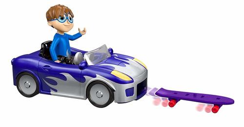 alvin e os esquilos - super carro do simon - fisher price