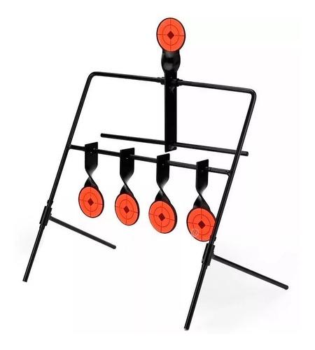 alvo de metal ntk spinner para prática de tiro - automático