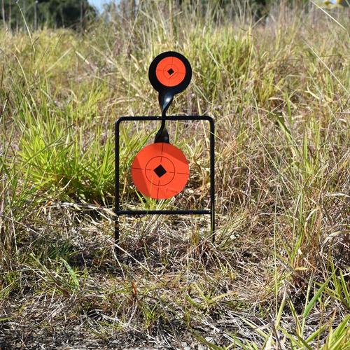 alvo metálico reposição automática pistola até .44 avb 46344