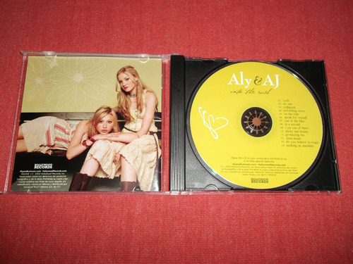 aly & aj - into the rush cd nac ed 2005 mdisk