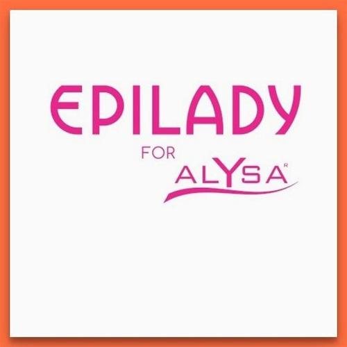 alysa epilady epiped pro removedor de callos y pulidor uñas