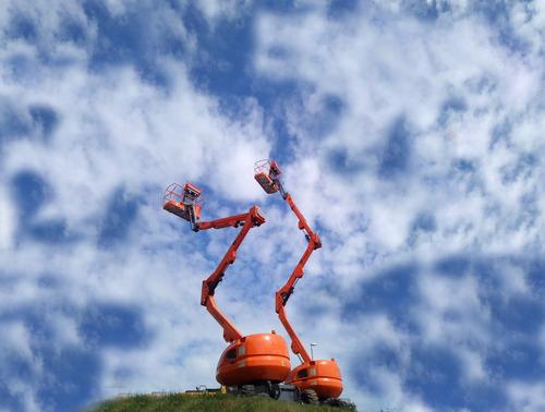 alza hombre brazo articulado dingli gtbz16a 16 mtr motorman