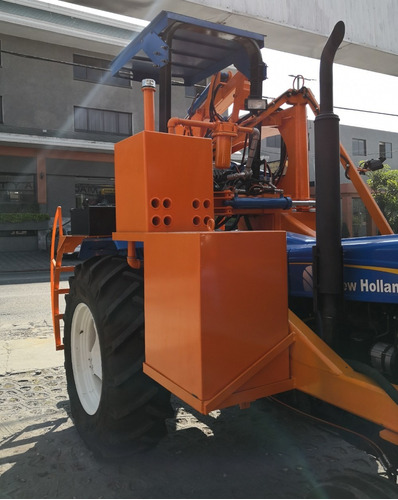 alzadora de caña bmi en new holland 6610 nueva