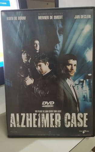 alzheimer  case - dvd