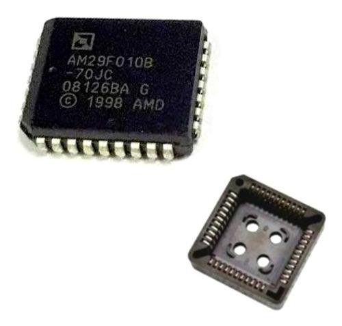 am 29f010 am-29f010 am29f010 memoria ecu + zocalo plcc32
