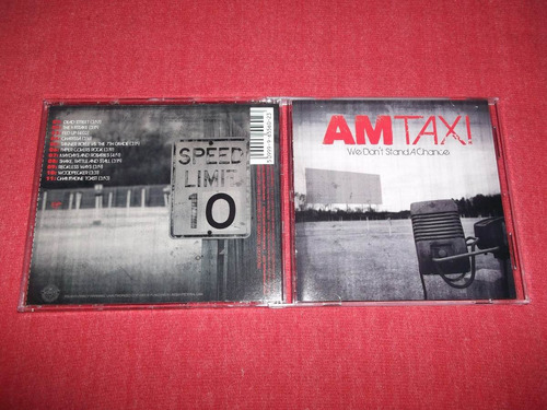 am taxi - we don't stand a chance cd imp ed 2010 mdisk
