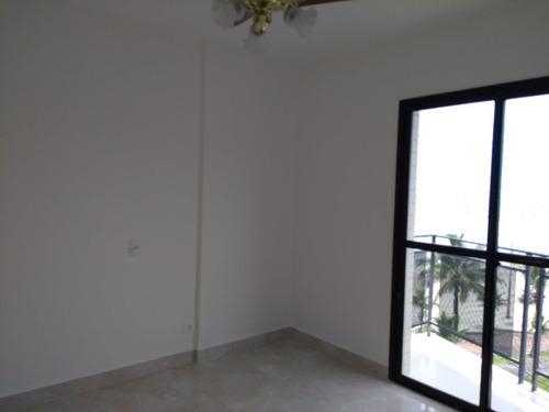 am100- apartamento 3 dormitórios em frente ao mar no flórida